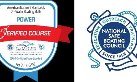 NSBC On-Water Course Recognized as Verified Course