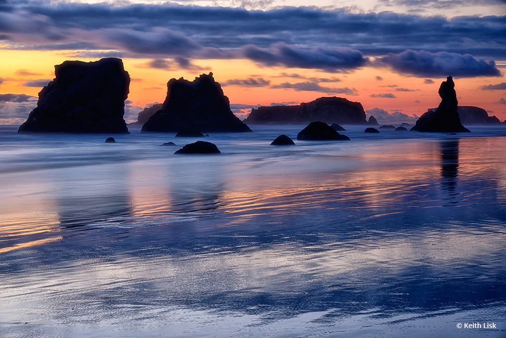 "Today's Photo Of The Day is ""Bandon Beach"" by Keith Lisk. Location: Oregon."