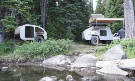 Video: Check Out This Cool Little Teardrop Camping Trailer