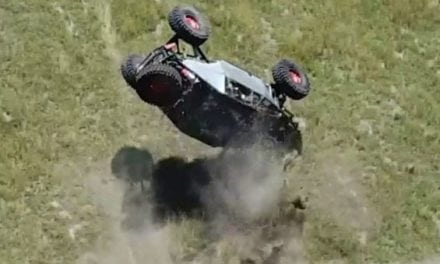 Video: Demolition Ranch and a Friend Go Off-Roading and it Ends in Scary Fashion