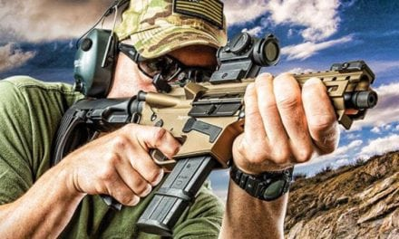 You Have to See the New CMMG Mk57 Series Chambered in 5.7X28mm