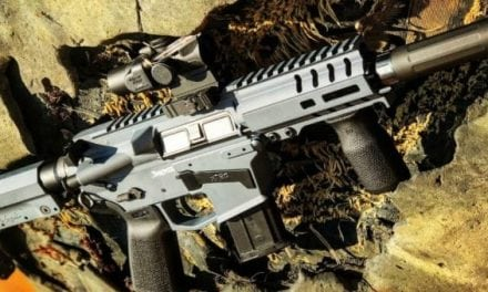 CMMG Might Just Have the Best Platform for the 5.7 Round