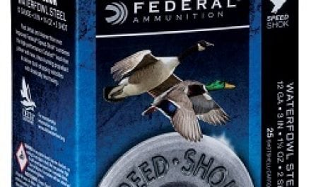 Federal Premium Speed-Shok Waterfowl Ammunition