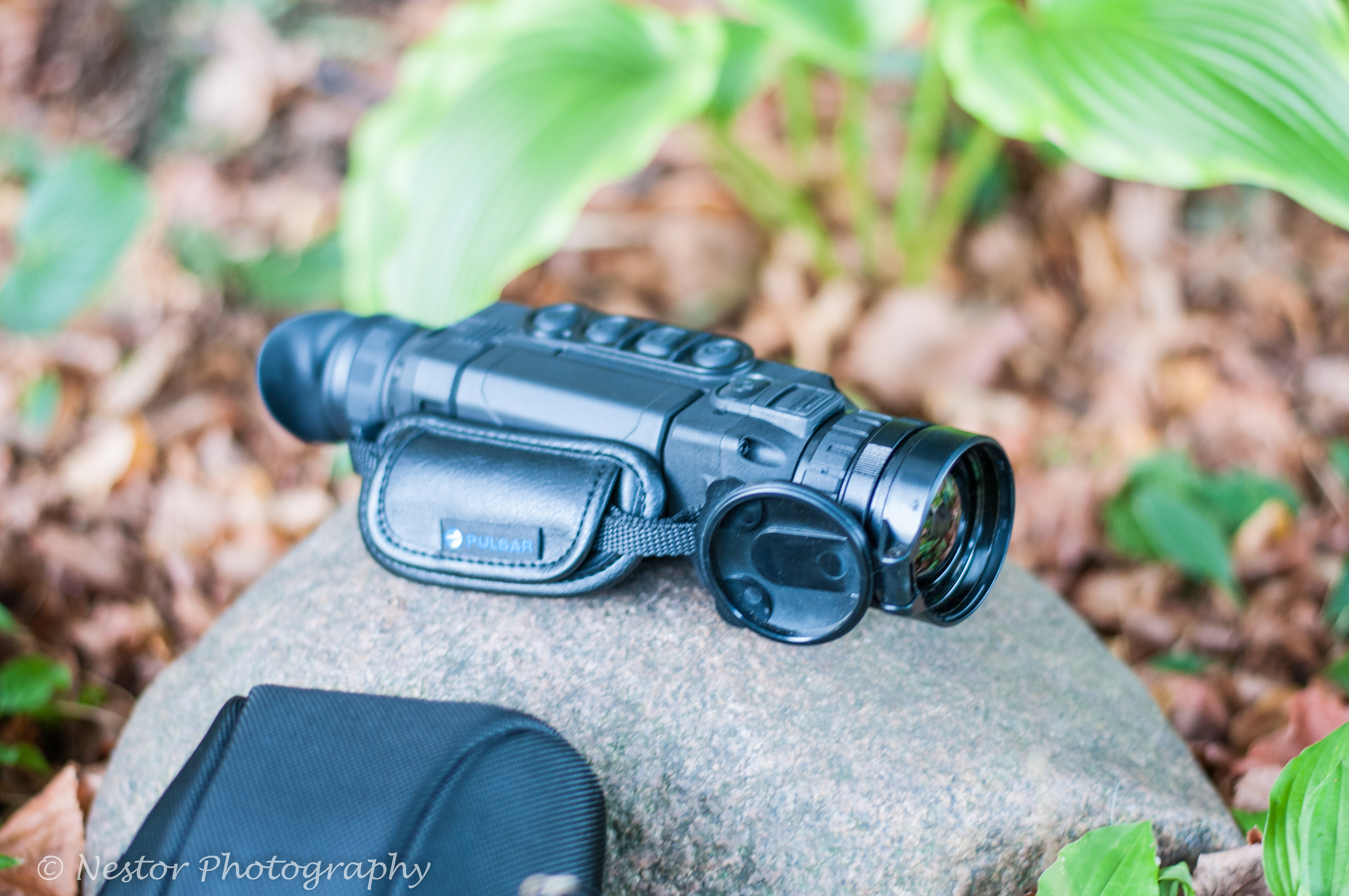 Field Test Pulsar Helion Thermal Imaging Scope ⋆ Outdoor