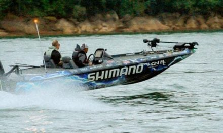Here's How You Can Be a Bassmaster Marshal