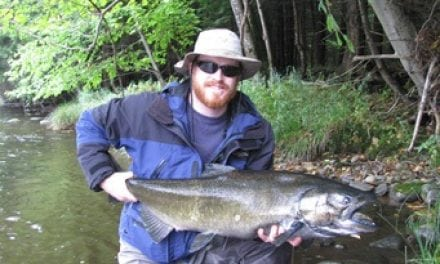 It's Salmon Time on the Salmon River