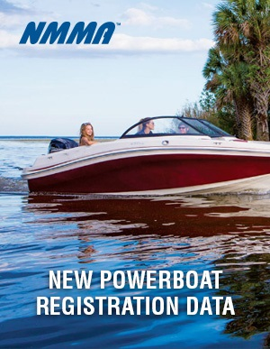 New Powerboat Registrations Up 3.5% in July