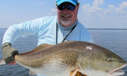 Pop a Redfish of a Lifetime this fall on a Storm 360GT