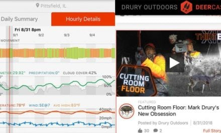 Review of DeerCast by Drury Outdoors