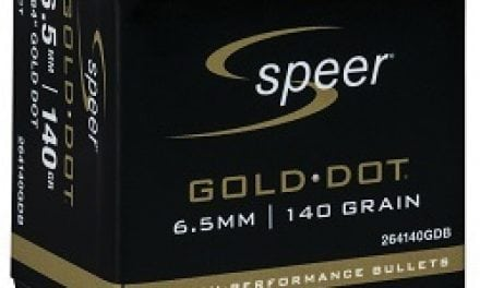 Speer Bullets Introduces Personal Protection Rifle Bullets