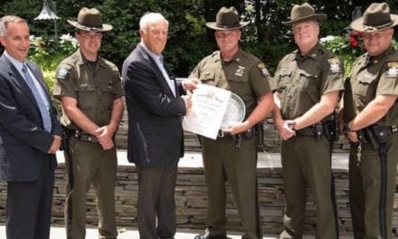 Sullivan County ECO Honored as New York's Top Wildlife Officer