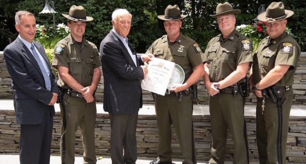wildlife officer of the year