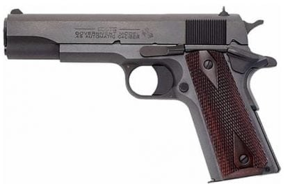 The Colt 1991: A Handgun Worthy of the Hall of Fame