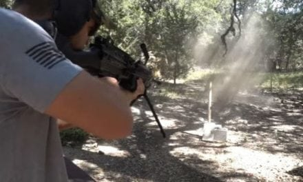 Video: Demolition Ranch Tries to Saw With M249 SAW