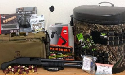 Aguila Ammo is Giving Away Tons of Cool Stuff in Their Shock-tober Sweepstakes