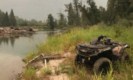 Can-Am Delivers the Perfect Hunting ATV