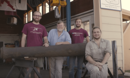 Cannons From the Alamo Restored by Texas A&M University