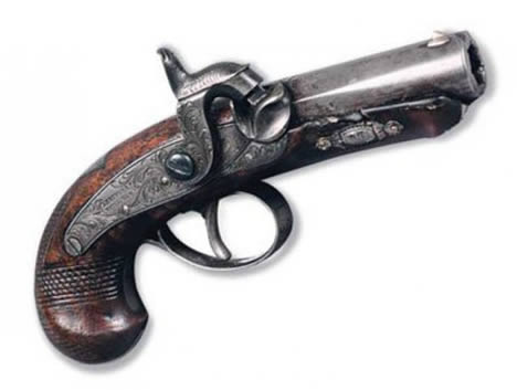 The Booth Derringer