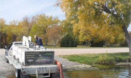 Fall Trout Stocking, 2018
