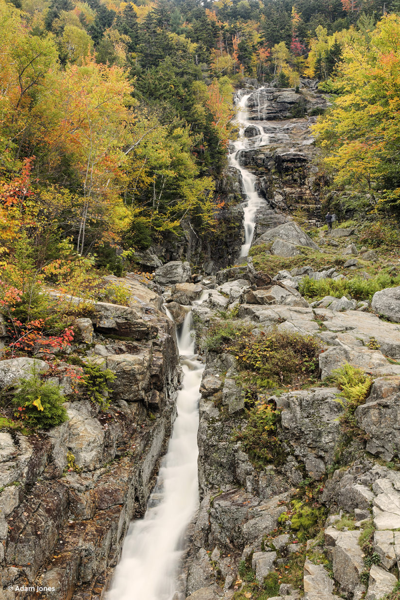 Favorite Fall Color Photo Locations: Crawford Notch State Park, New Hampshire