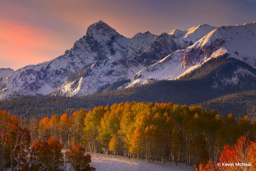 Filters For Fall Color: ColorCombo Polarizer