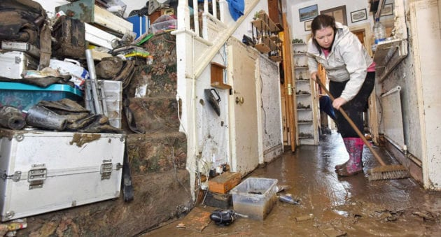 preparing your home for disaster