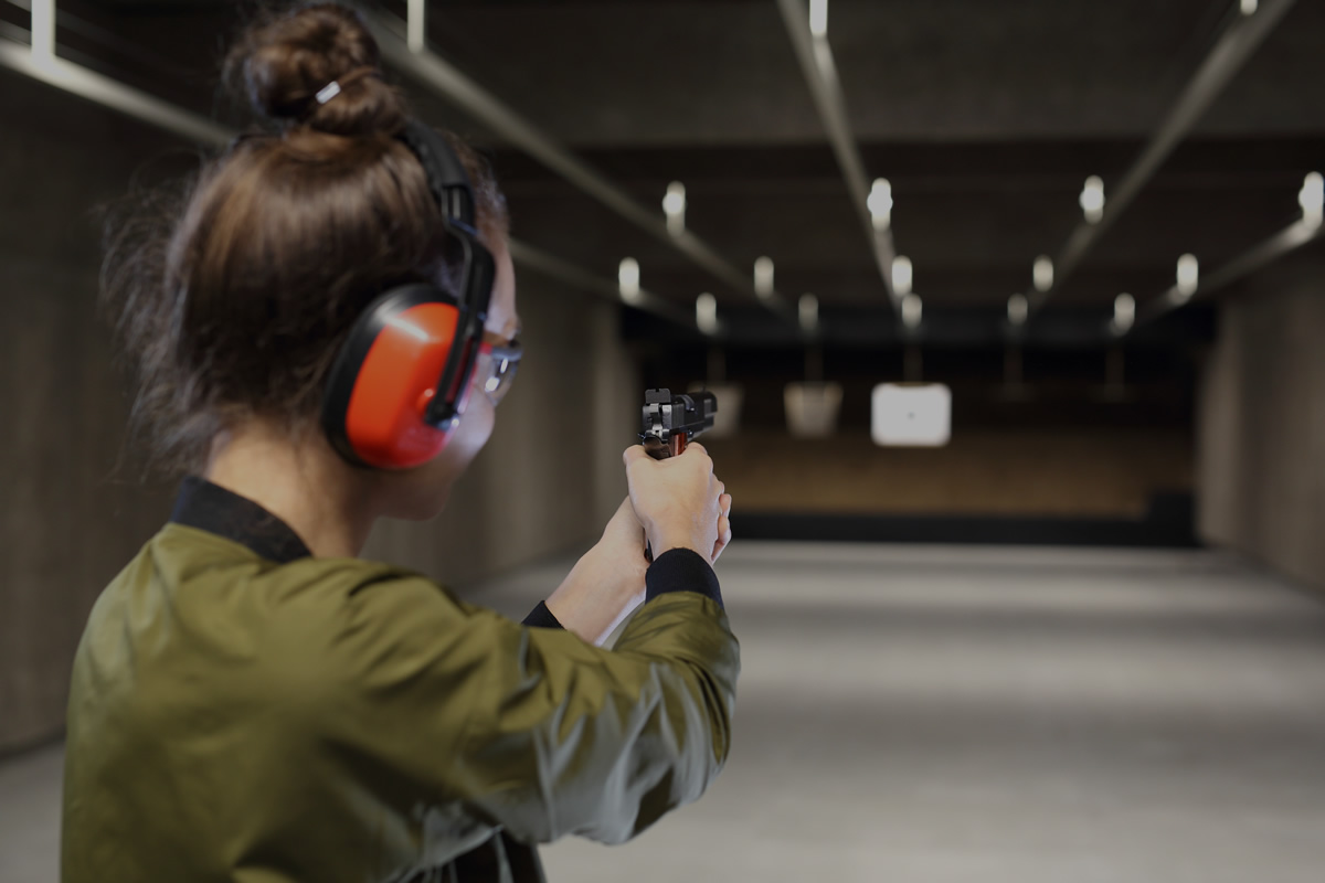 The New, Platonic Relationship between Women and Guns