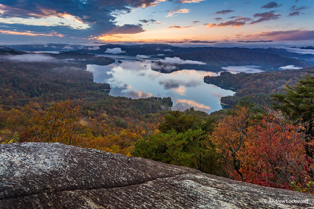 "Today's Photo Of The Day is ""The Last Wild Place"" by Andrew Lockwood. Location: Devils Fork State Park, South Carolina."