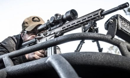 Savage Chambers MSR10 Long Range Rifle in 6mm Creedmoor