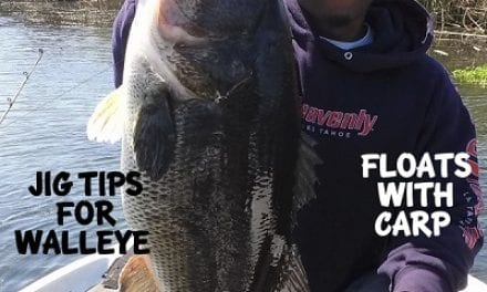 The Fall Fishing Edition Of ODU Magazine
