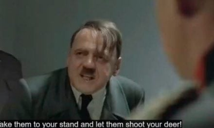 Video: Even Hitler Doesn't Like Crossbow Hunting