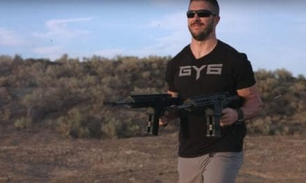 Video: YouTuber Dual-Wields Double-Barrel AR-15 Rifles