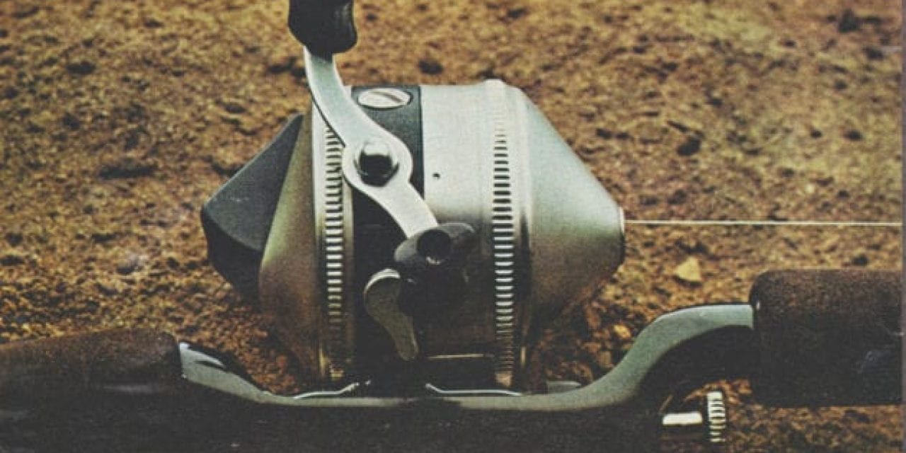 Do You Remember These Classic Fishing Reels?