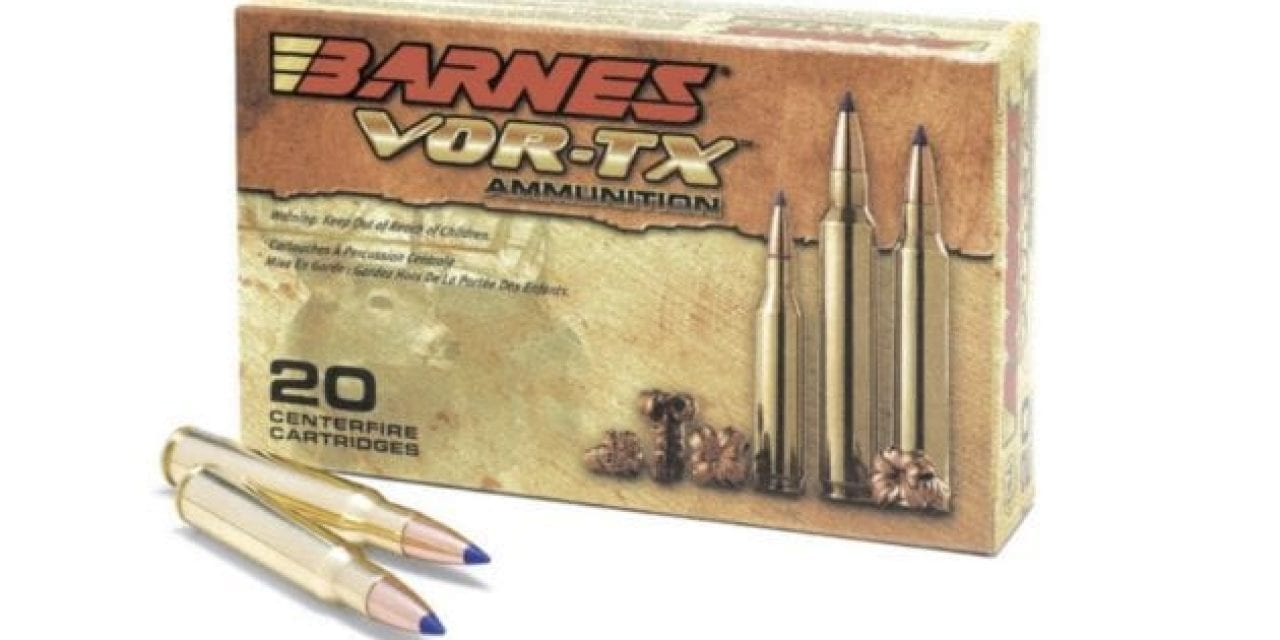 Everything You Need to Know About Barnes VOR-TX Ammo