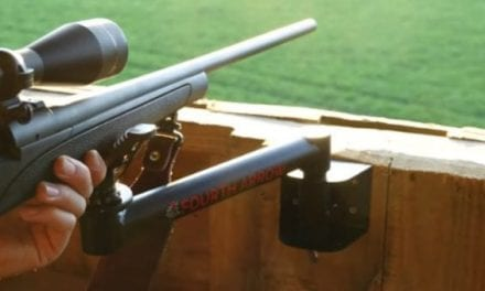 Gear Review: Fourth Arrow Fixed Blind Shooting Rest System