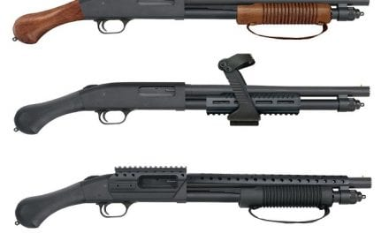 Mossberg New Shockwave Models for 2019