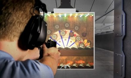 New Live-Fire Shooting Game System