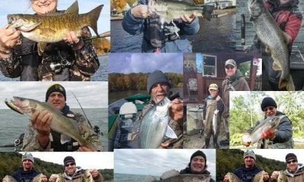 NW PA Fishing Report For November 2018