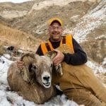 Bighorn sheep hunt is big gift for Auburn man