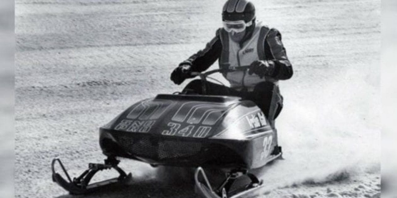Check Out These 25 Photos of Awesome Vintage Snowmobiles