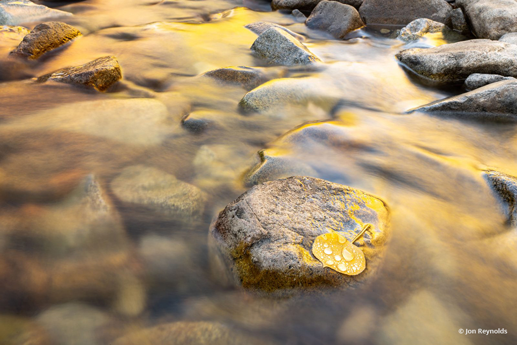 """Today's Photo Of The Day is """"The Flow of Love"""" by Jon Reynolds. Location: Crystal, Colorado."""