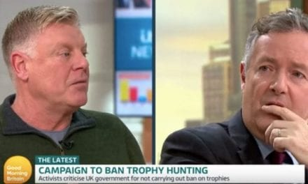 Piers Morgan Rages on Hunter: 'I Could Hunt You!'