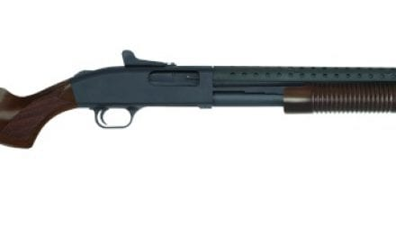 Retrograde Series of Pump-Action Shotguns From Mossberg