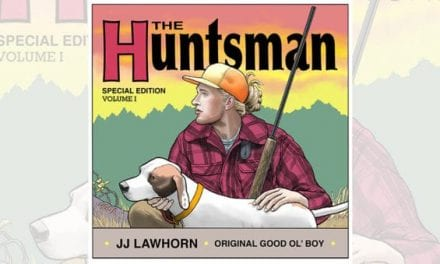The Huntsman: JJ Lawhorn Made a Country Music Album for Hunters