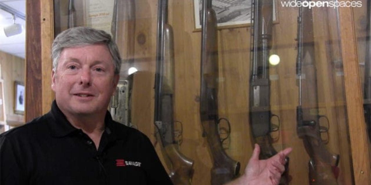 The President of Savage Arms Reveals His 3 Favorite Rifles