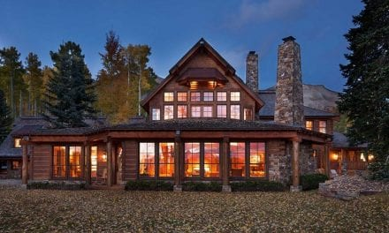 Tom Cruise's 'Little' Log Cabin Was Up for Sale (for Only $59 Million)