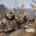 Wisconsin Hunter Bags Massive Buck After Hunting It for 5 Years