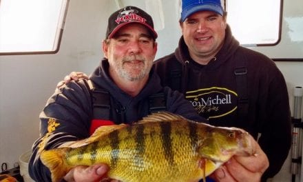 A Ice Tip From North Dakota – Keep Fish Caught in Deep Water