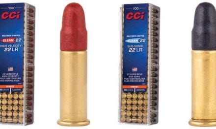 CCI Ammo's New 'Clean-22' Ammunition Could Be the Future of Rimfire
