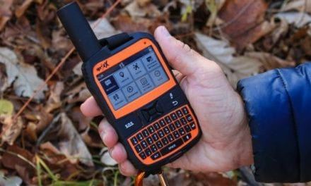 Gear Review: SPOT X 2-Way Satellite Messenger